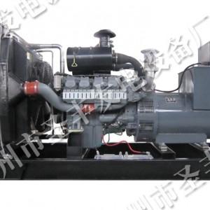中美合资威曼350千瓦柴油发电机组D15A1
