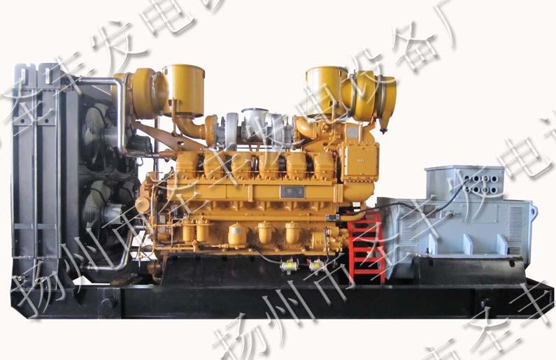 1500KW济柴H12V190Z柴油发电机组参数