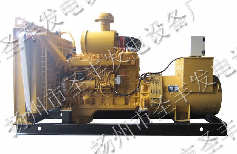 G128ZLD11康沃股份柴油发电机组参数