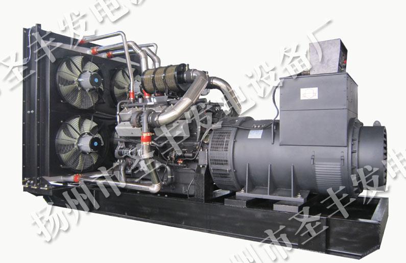 KW13G310D2康沃股份柴油发电机组参数