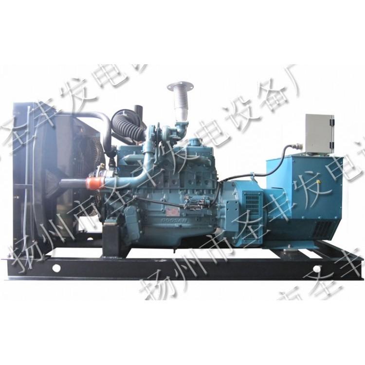 韩国斗山120KW柴油发电机组DP086TA