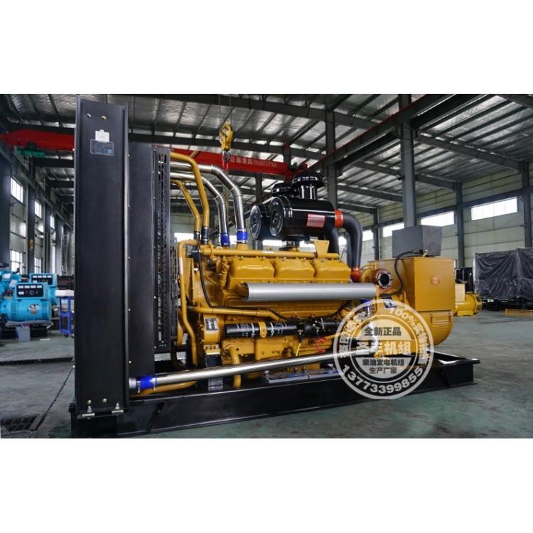 康沃500千瓦柴油发电机组KW25G700D1(12V135BZLD-1)