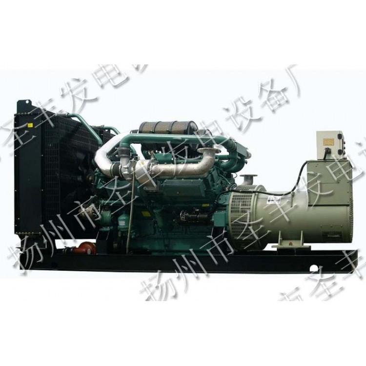通柴500KW柴油机组NT271LW52