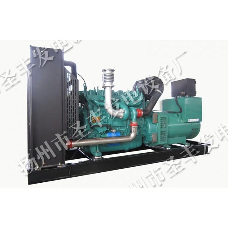 潍柴蓝擎200千瓦柴油发电机组WP10D264E200