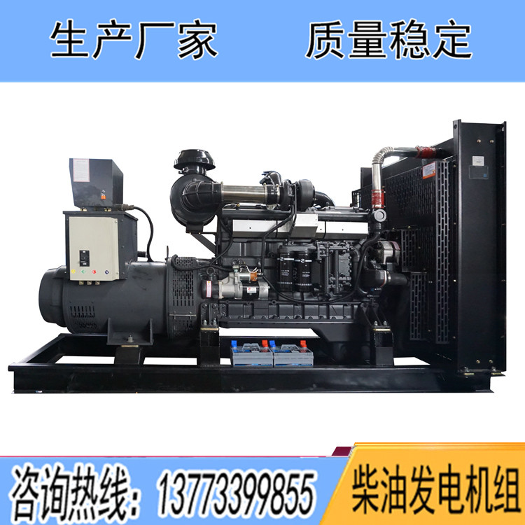 350KW东风股份柴油发电机组SC12E500D3