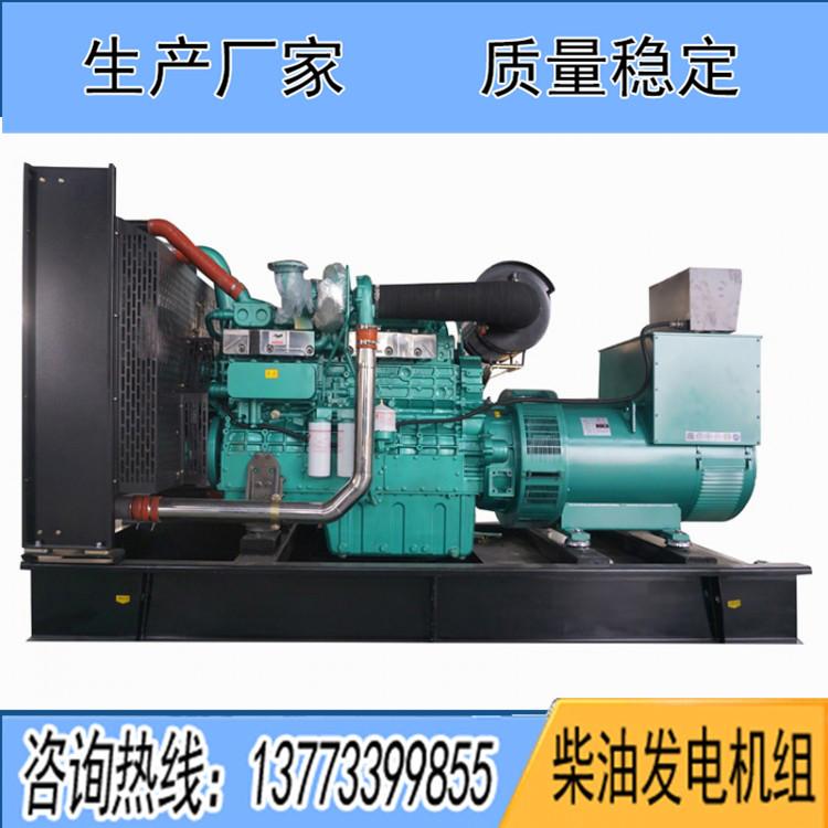 900千瓦玉柴柴油发电机组