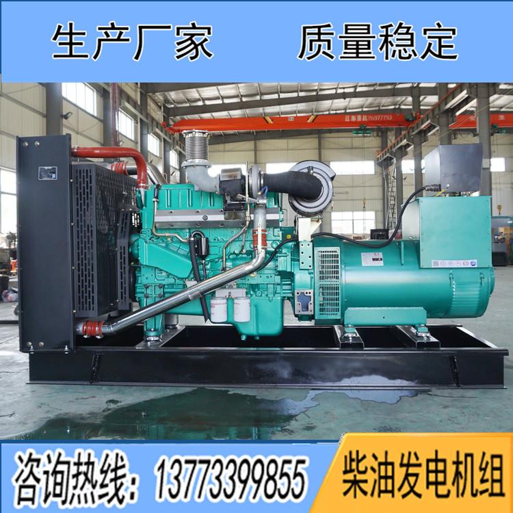 250千瓦玉柴柴油发电机组