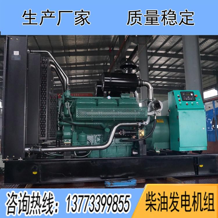 无锡动力柴油发电机组价格表
