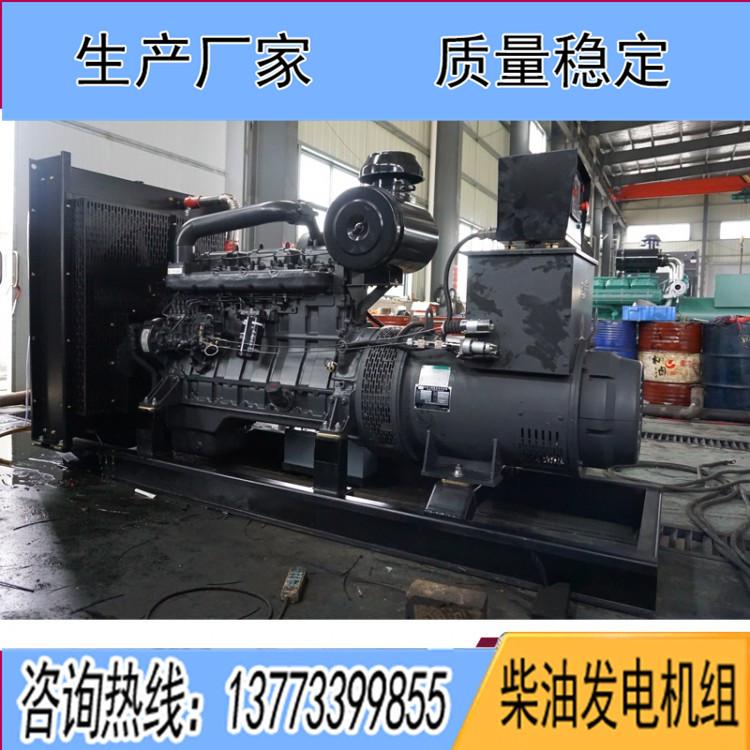 凯普400KW柴油发电机组KP15G600D2
