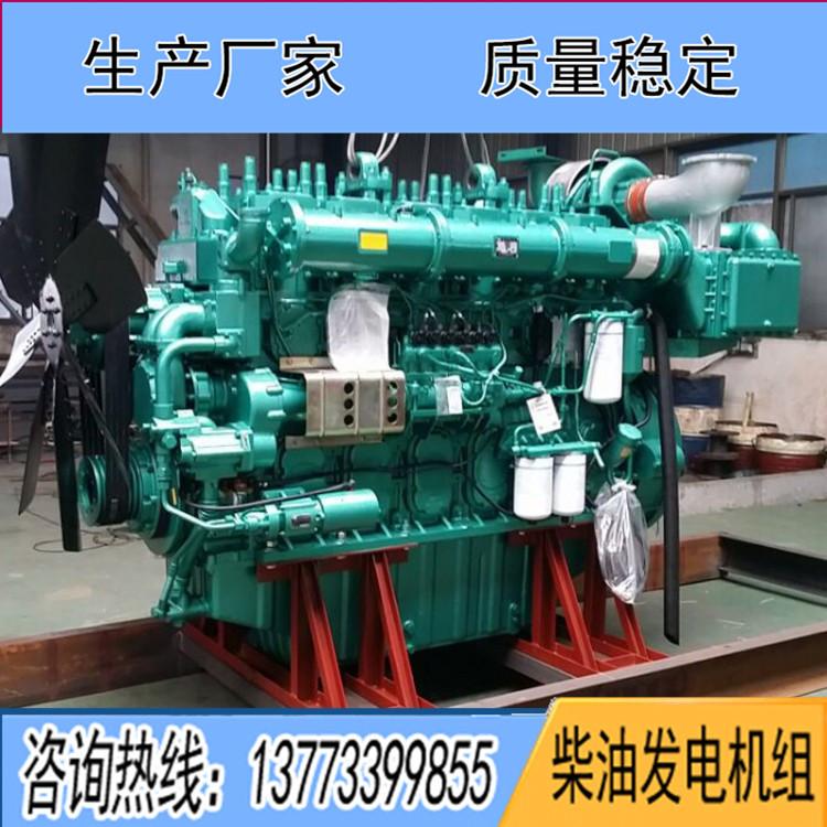 800千瓦玉柴柴油发电机组