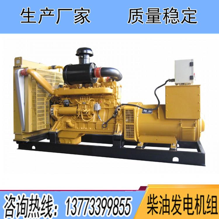 卡得城仕308KW柴油发电机组
