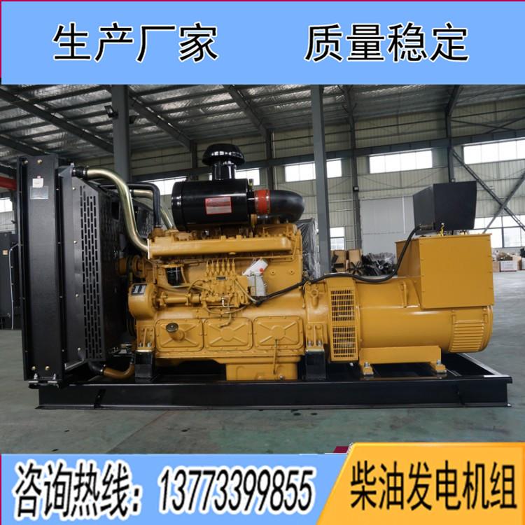 上海乾能350KW柴油机组