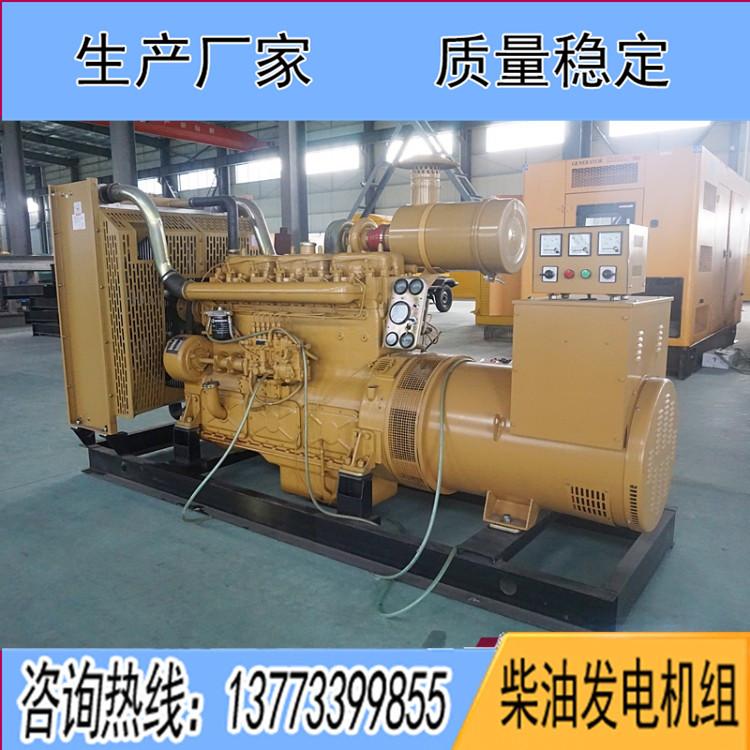 凯普6缸200千瓦柴油机组