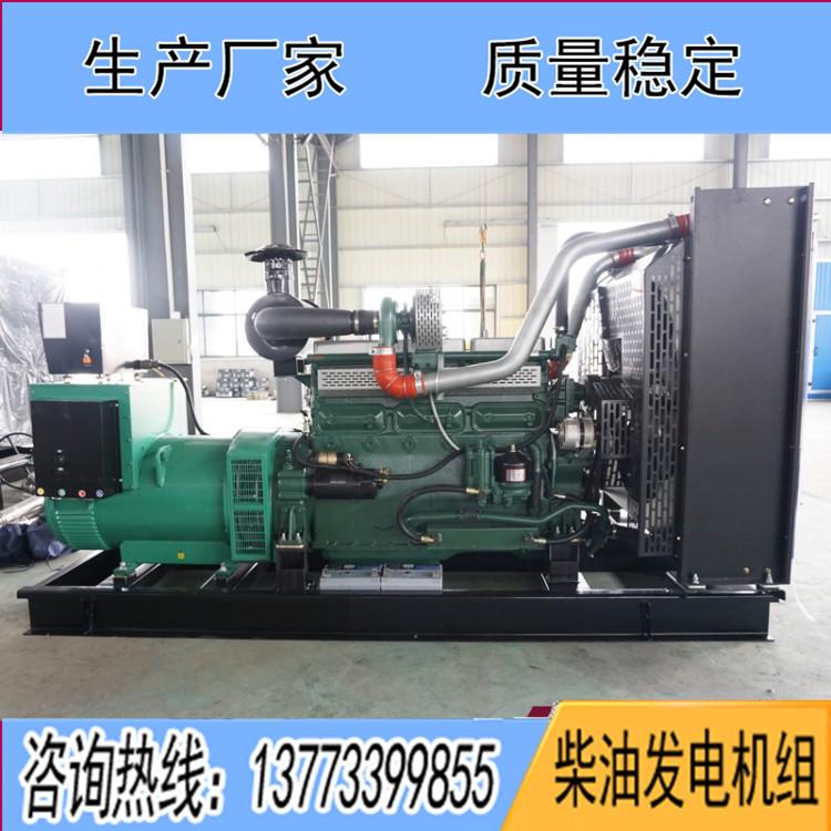 凯普6缸300千瓦柴油发电机组
