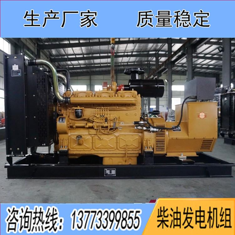 上柴分厂206KW柴油机组