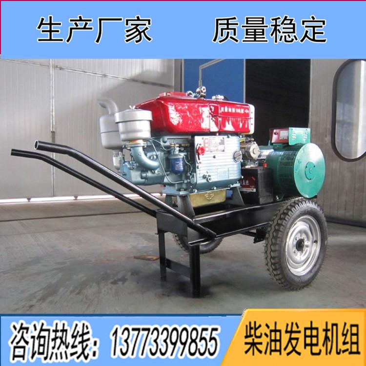 常柴12KW柴油机组