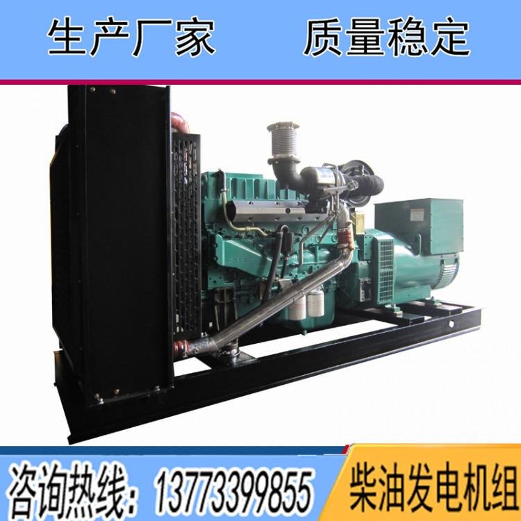 玉柴250KW柴油发电机组