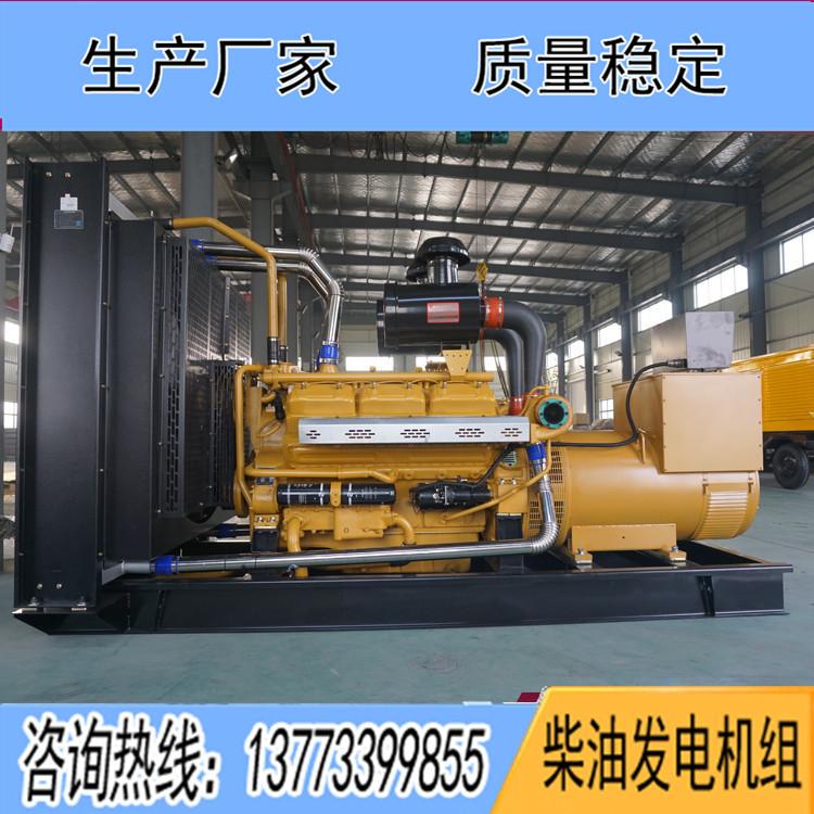 上海卡得城仕600KW柴油发电机组KD26H660