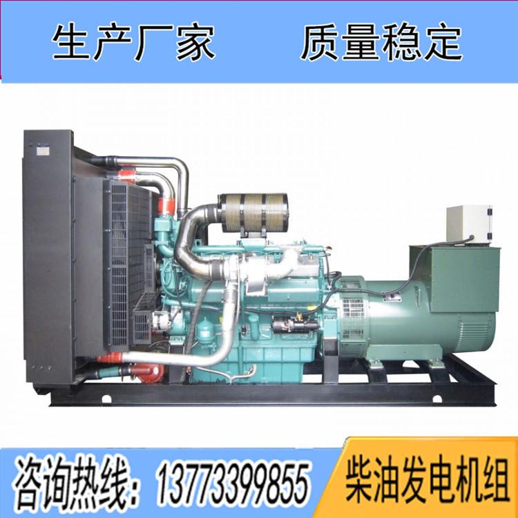 南通股份600KW柴油发电机组TCR600