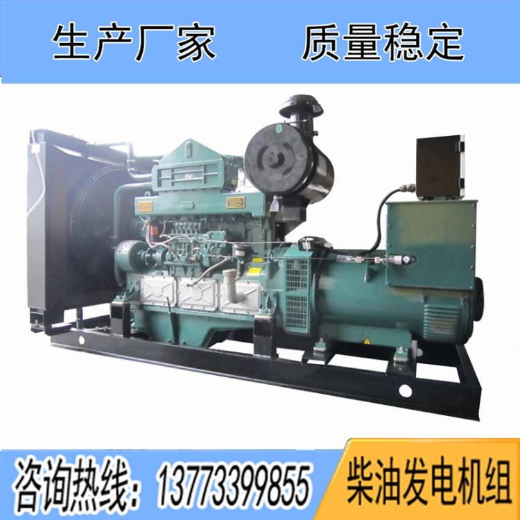 南通股份200KW柴油发电机组TCR200