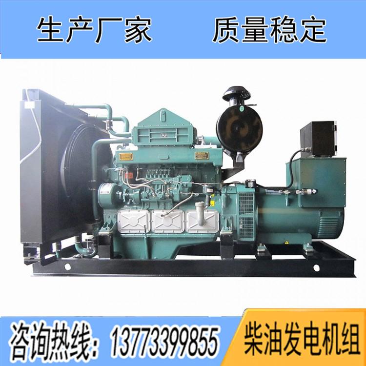 南通股份250KW柴油发电机组TCR250