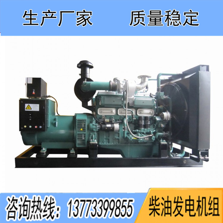 南通股份300KW柴油发电机组TCR300