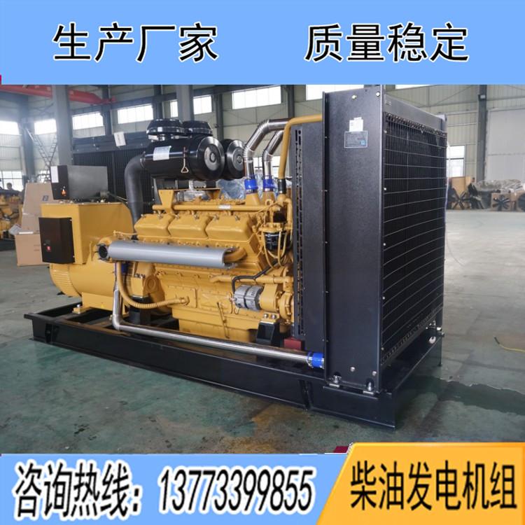 乾能400KW柴油发电机组12V135AZLD-1