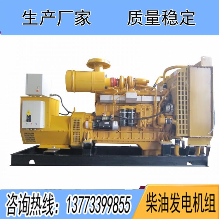 乾能200KW柴油发电机组G128ZLD