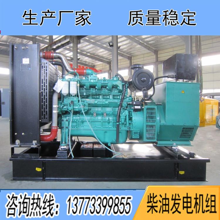 玉柴100KW柴油发电机组YC6B155L-D21
