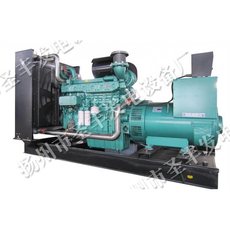 玉柴500千瓦柴油发电机组YC6TD780L-D20