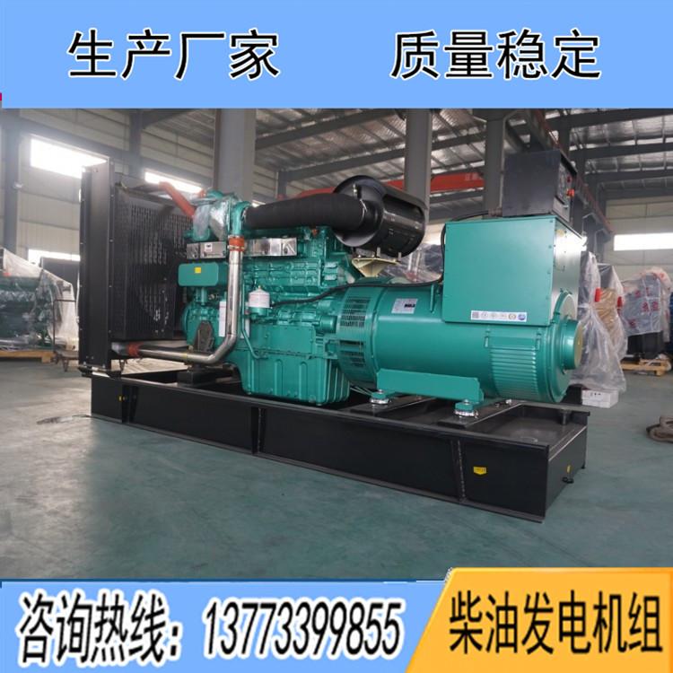 玉柴400千瓦柴油发电机组YC6T600L-D22
