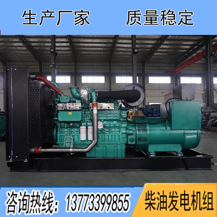 玉柴350KW柴油发电机组YC6T550L-D21