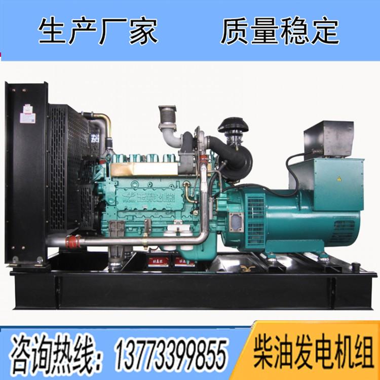 玉柴200千瓦柴油发电机组YC6MK350L-D20