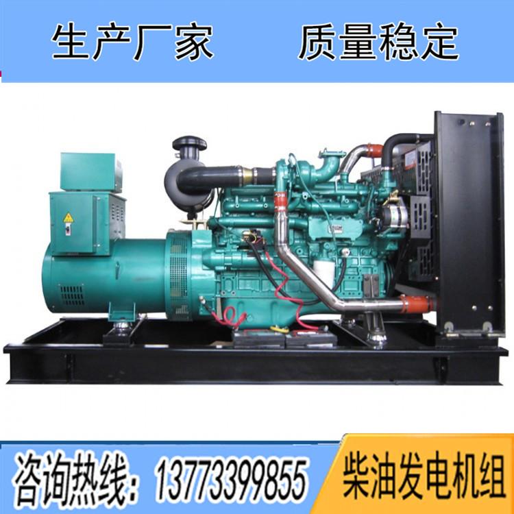 玉柴120KW柴油发电机组YC6B205L-D20