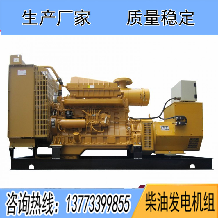 康沃200KW柴油发电机组KW12G280D1(G128ZLD)