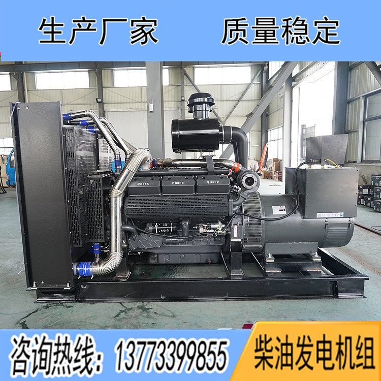 康沃500千瓦柴油发电机组KW25G690D2