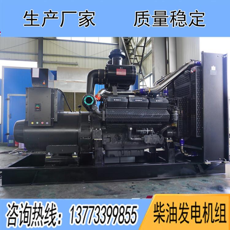 康沃500千瓦柴油发电机组KW27G755D2