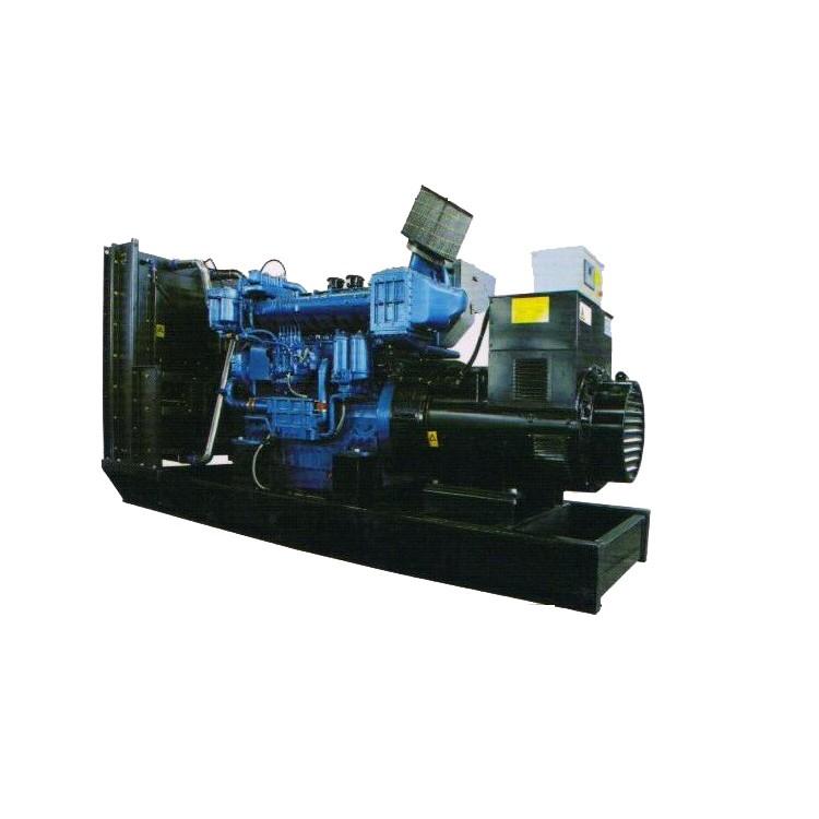 河柴道依茨1800KW柴油发电机组TBD620V16-2CA