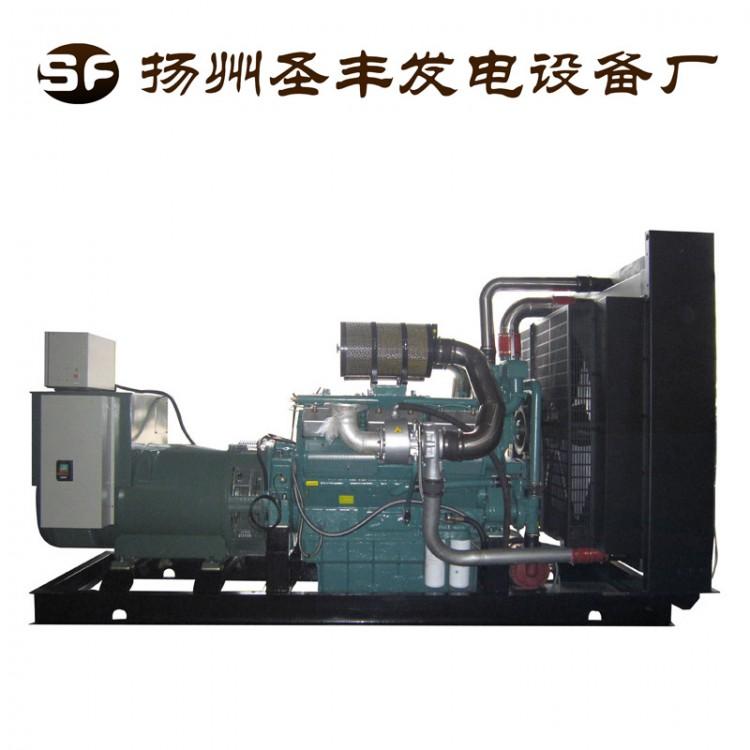 650kw柴油机组通柴TCR600柴油机650千瓦