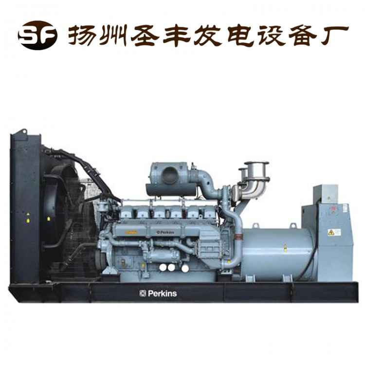 350kw帕金斯2506C-E15TAG1柴油发电机组