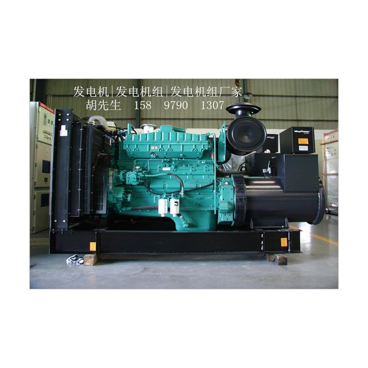 武汉500kw康明斯柴油发电机组价格