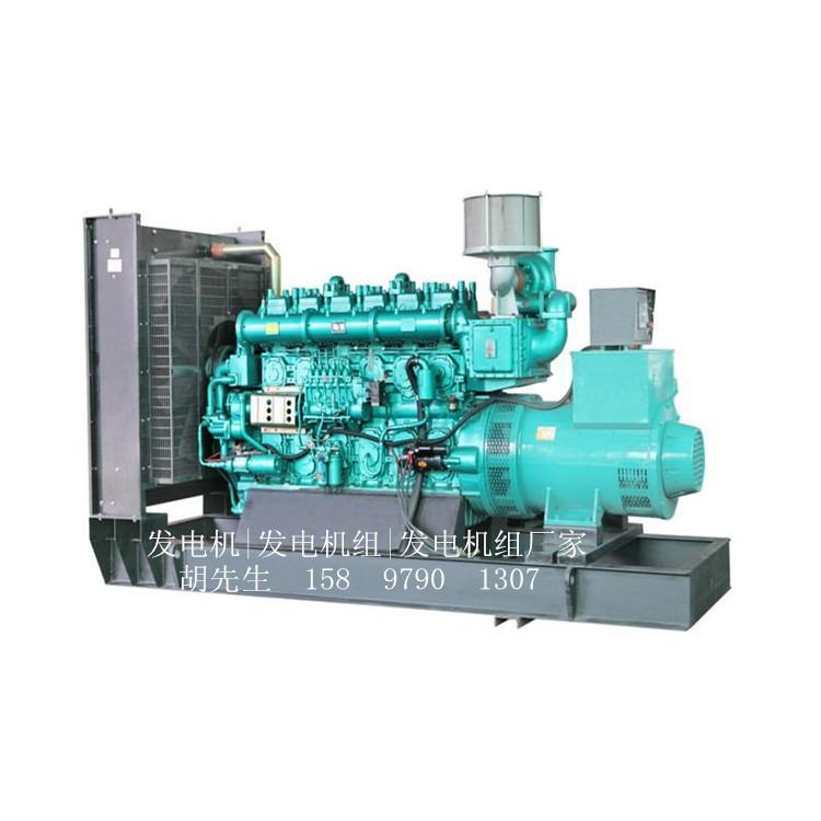 武汉500kw玉柴柴油发电机组价格