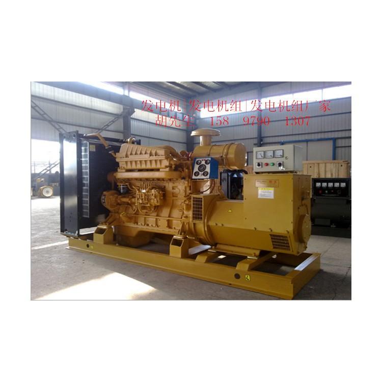 武汉500kw上柴柴油发电机组价格