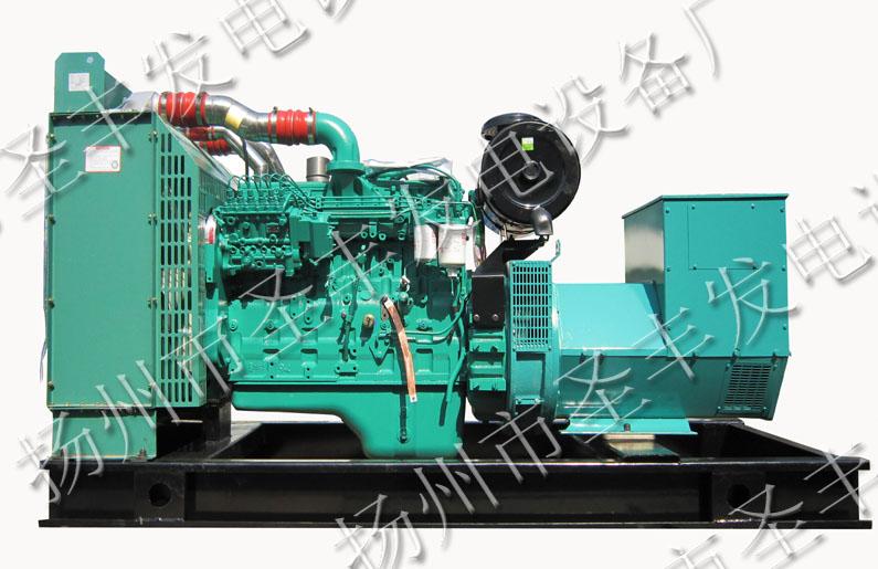 6ZTAA13-G2东风康明斯柴油发电机组参数
