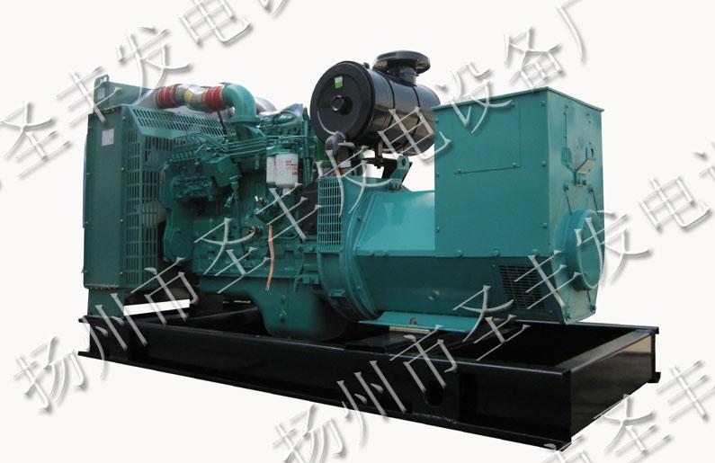 6ZTAA13-G3东风康明斯柴油发电机组参数