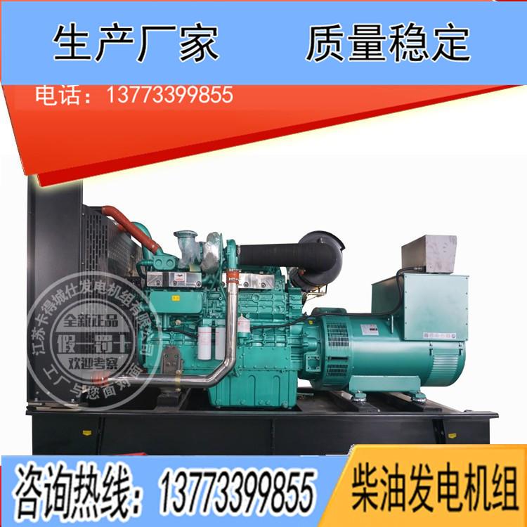 广西玉柴400KW柴油机组 型号YC6T600L-D22