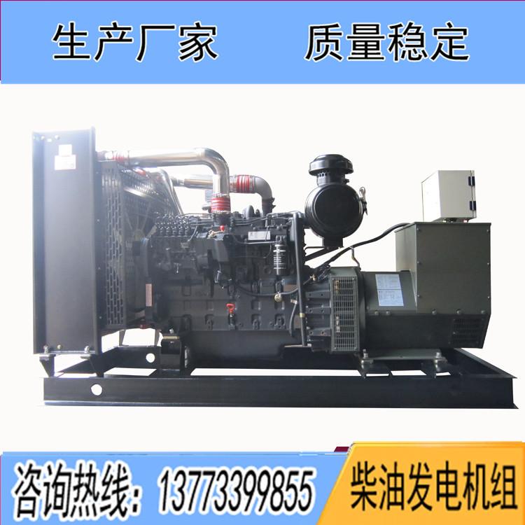 上海卡得城仕200KW柴油发电机组KD8D280D2
