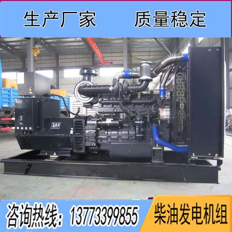 上海卡得城仕200KW柴油发电机组KD9D310D2