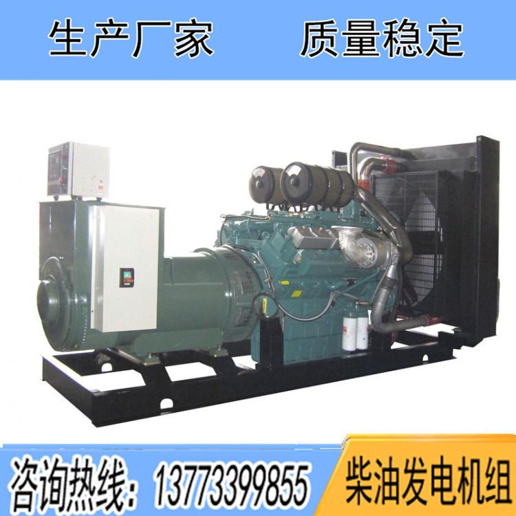 南通股份1300KW柴油发电机组NCG12V2150