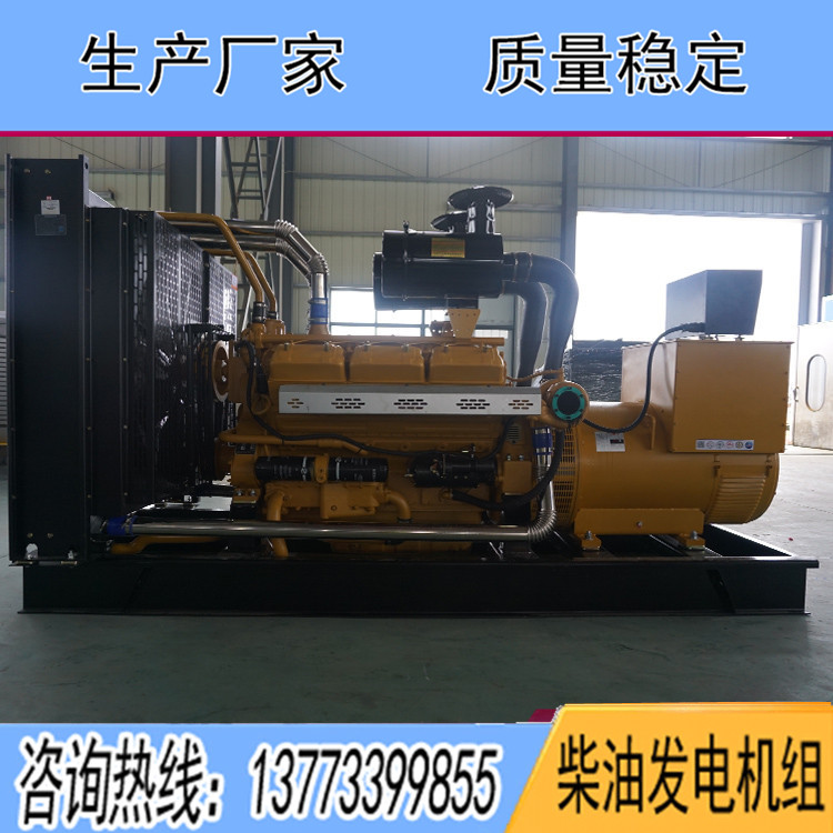 上海卡得城仕400千瓦柴油发电机组KD26H450